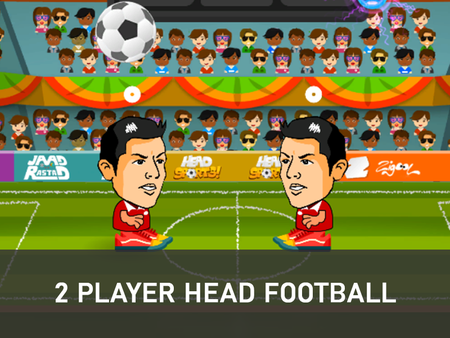 2 Player Head Football