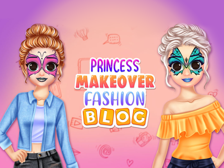 Princess Makeover Fashion Blog