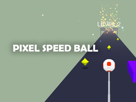 Pixel Speed Ball