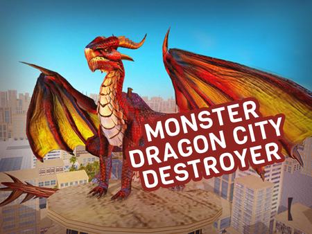Dragon City Destroyer