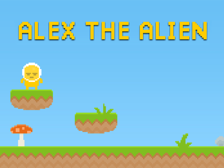 Alex The Alien