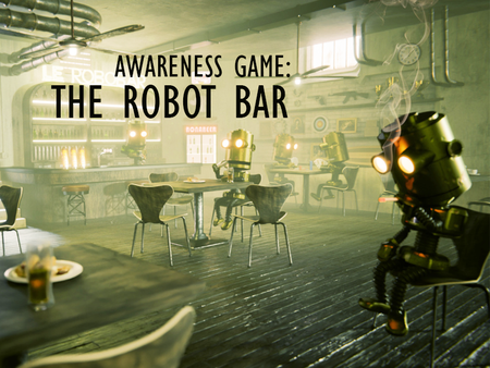 Awareness Game: The Robot Bar