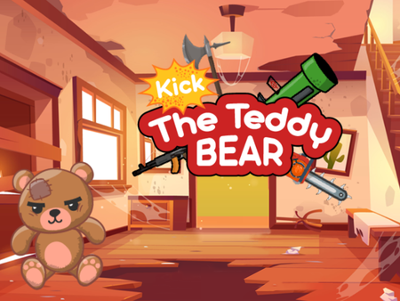 Kick The Teddy Bear