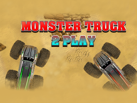 Monster Truck 2 Players