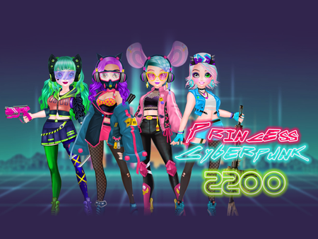 Princess Cyberpunk 2200