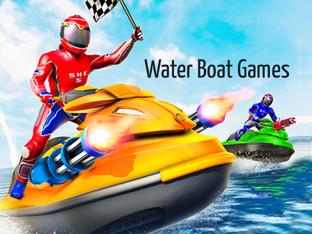 Water Boat Games