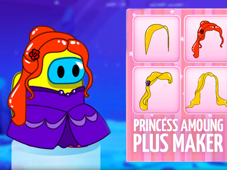 Princess Amoung Plus Maker