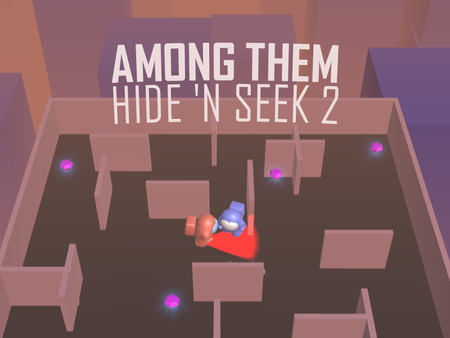 Among Them Hide 'N Seek 2