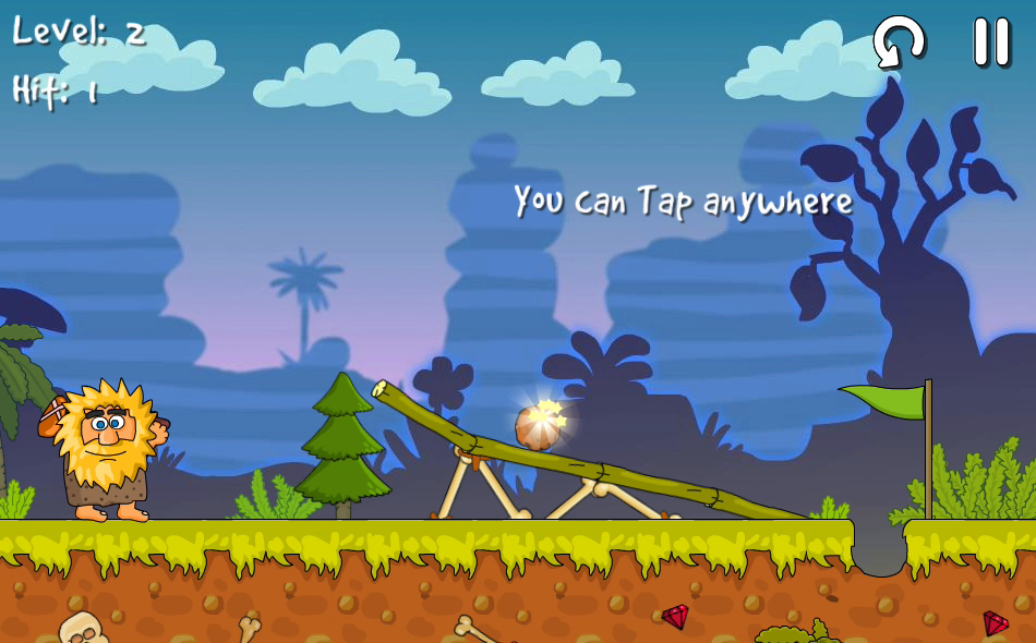 Adam and Eve: Golf Screenshot 3