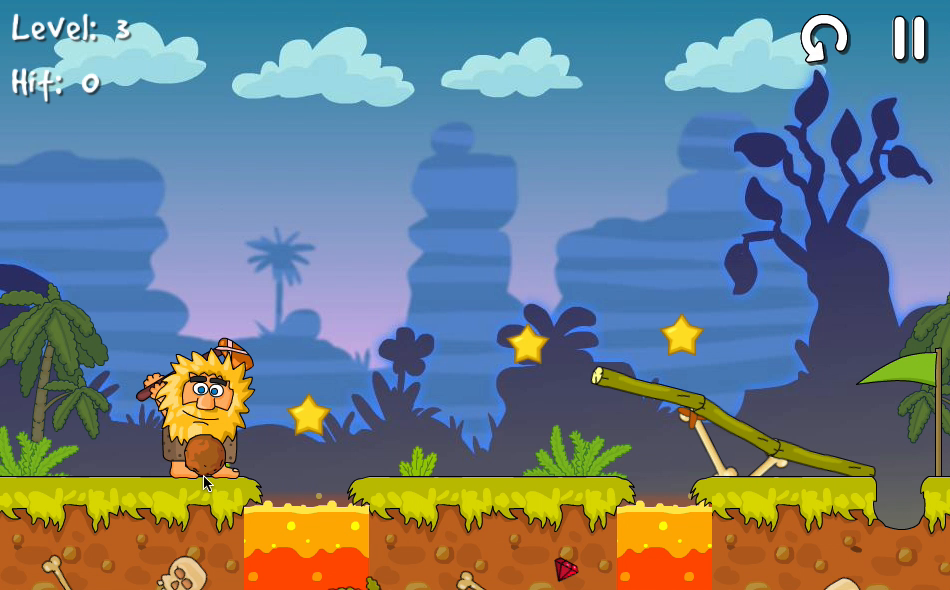 Adam and Eve: Golf Screenshot 4