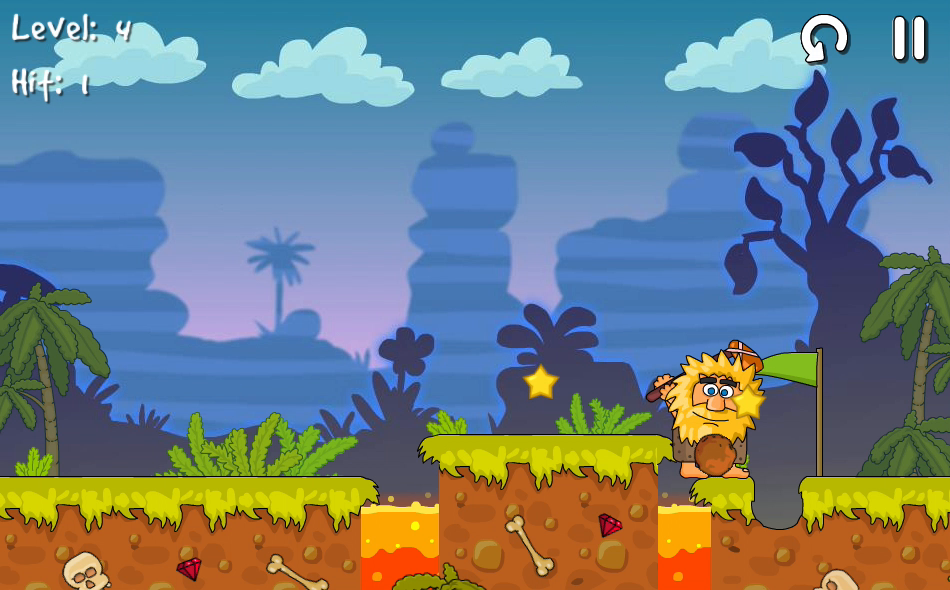 Adam and Eve: Golf Screenshot 5