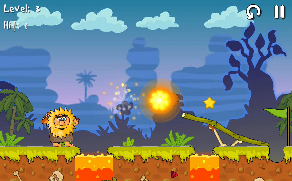 Adam and Eve: Golf Screenshot 6