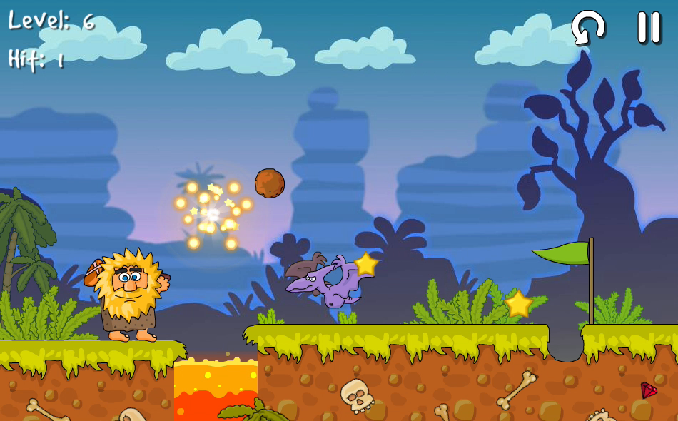 Adam and Eve: Golf Screenshot 7