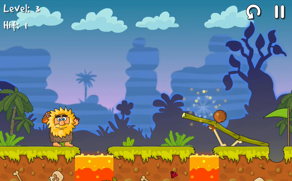 Adam and Eve: Golf Screenshot 8