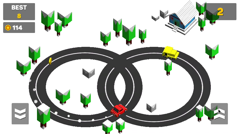 Circle Loop Drive Screenshot 2