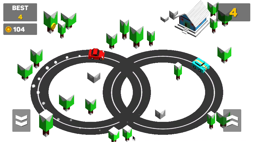 Circle Loop Drive Screenshot 3
