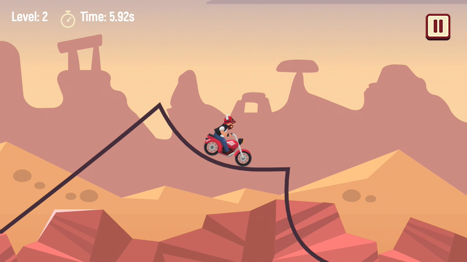 Biker Lane Screenshot 3