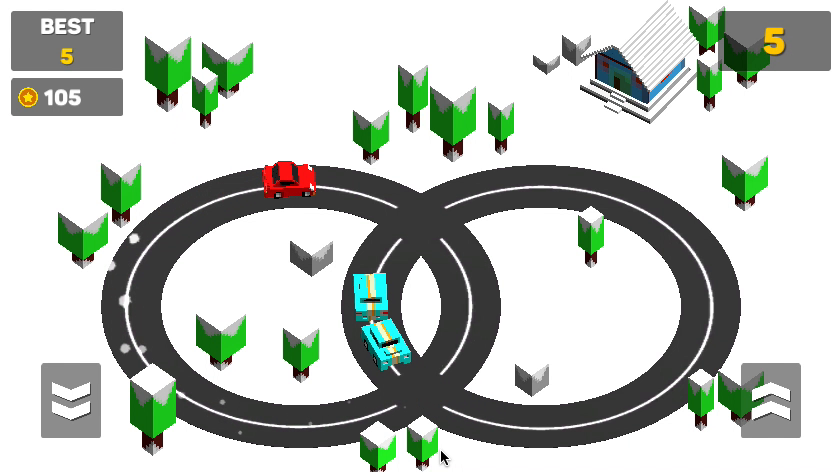 Circle Loop Drive Screenshot 4