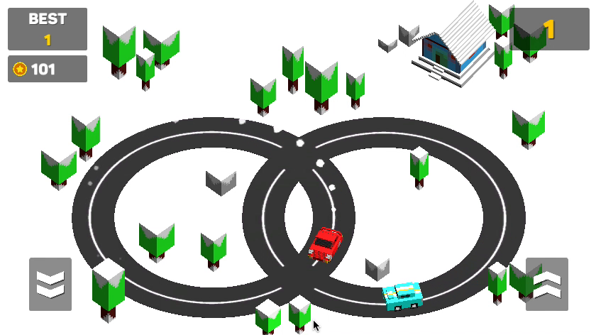 Circle Loop Drive Screenshot 5