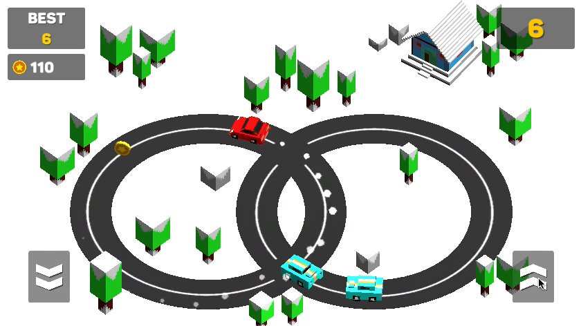 Circle Loop Drive Screenshot 6