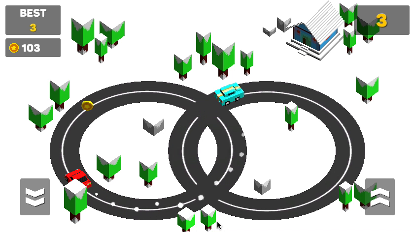 Circle Loop Drive Screenshot 7