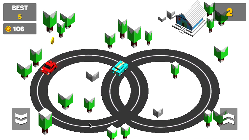 Circle Loop Drive Screenshot 8