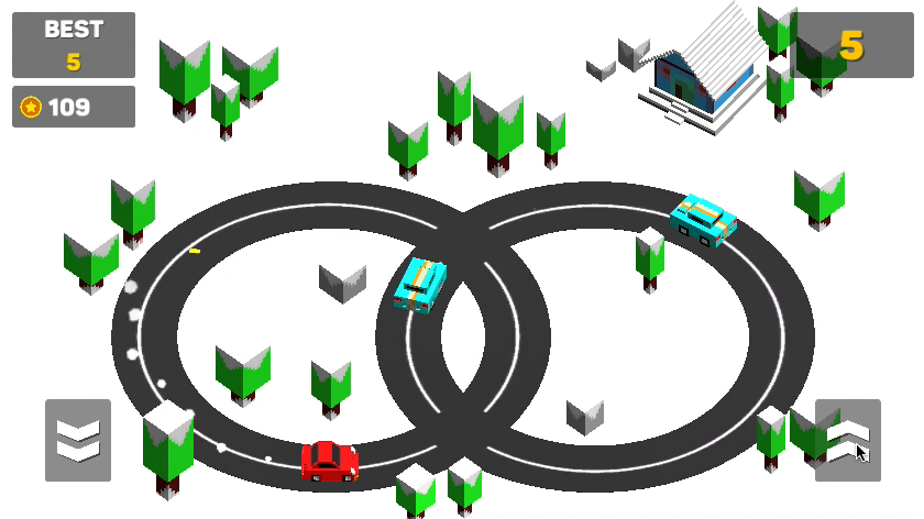 Circle Loop Drive Screenshot 9