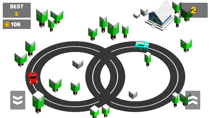Circle Loop Drive Screenshot 10