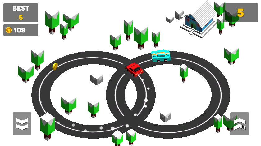 Circle Loop Drive Screenshot 12