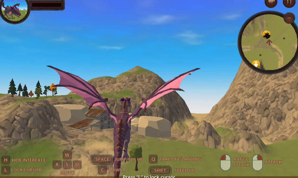 Dragon Simulator 3D Screenshot 12
