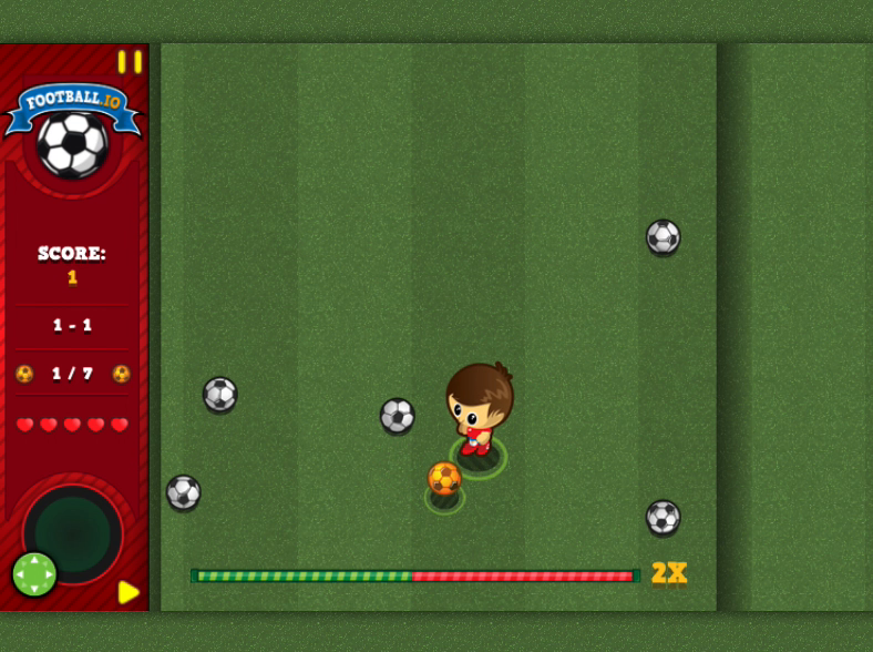 Football.io Screenshot 2
