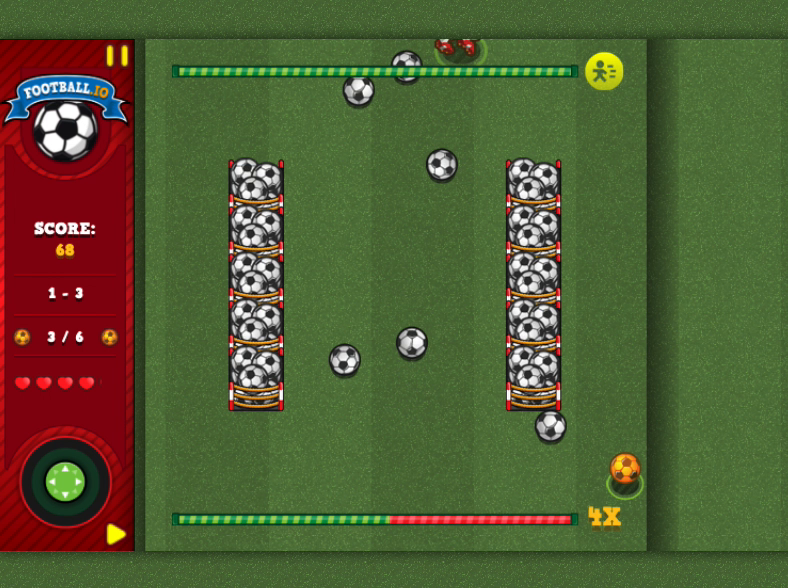 Football.io Screenshot 3