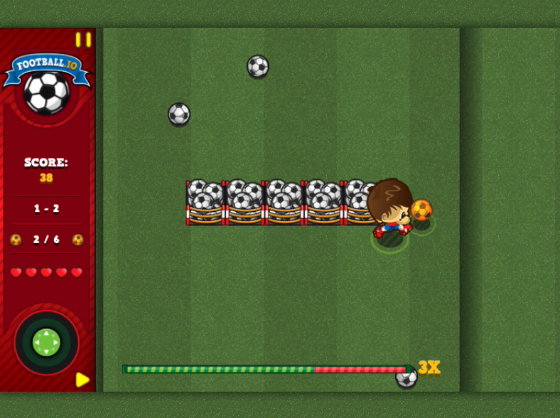 Football.io Screenshot 4