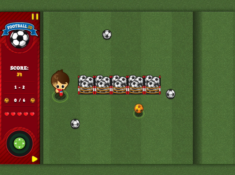 Football.io Screenshot 5