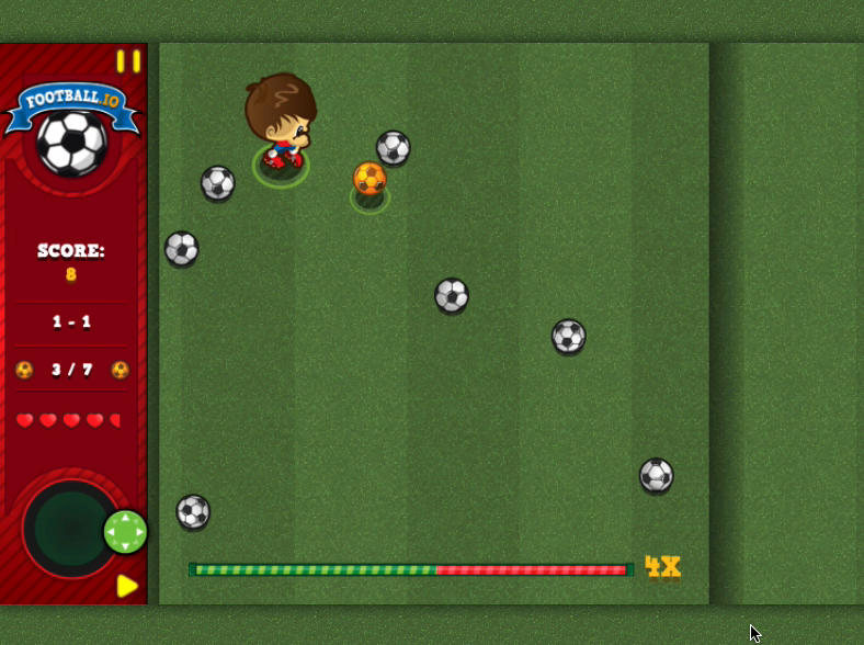 Football.io Screenshot 6