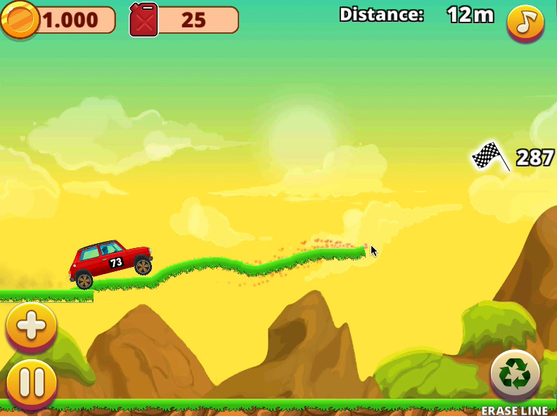 Brainy Cars Screenshot 1