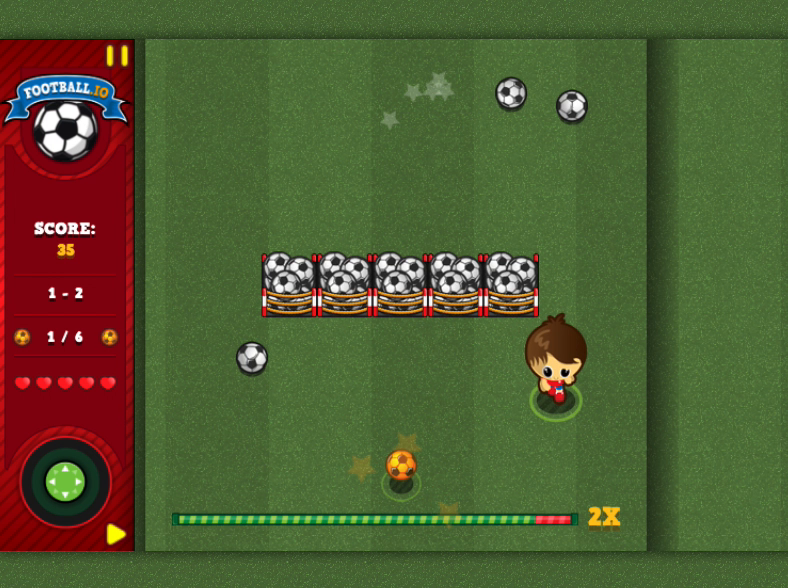 Football.io Screenshot 1
