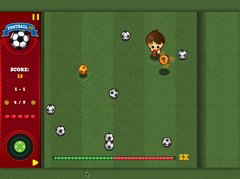 Football.io Screenshot 14